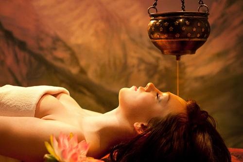 shirodhara massage springfield